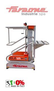 Самоходный телескопический подъемник Elevah 40 Move picking Elevah 40 picking