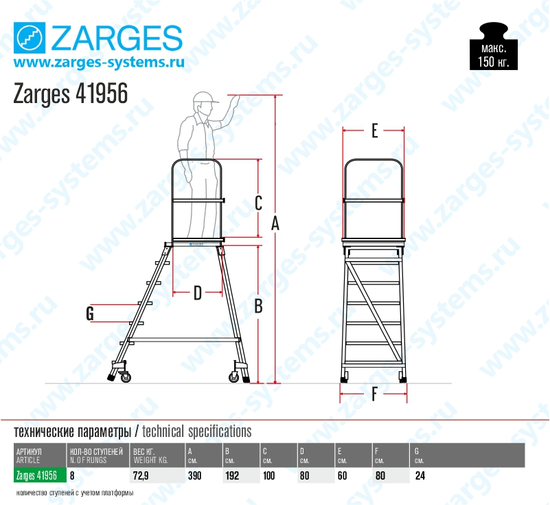 Zarges 41956