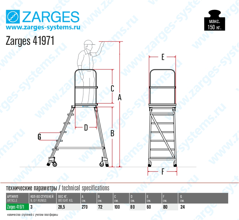 Zarges 41971