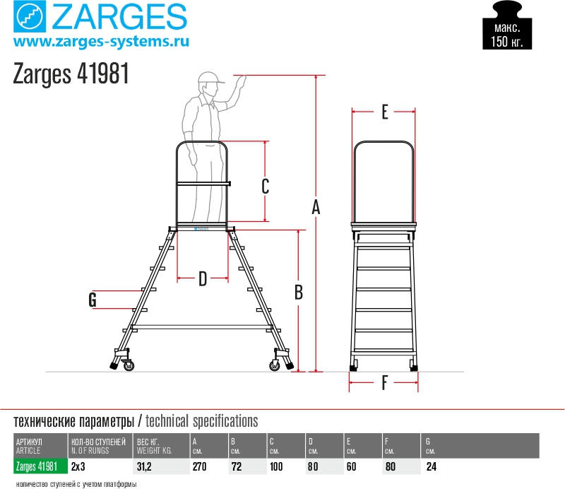 Zarges 41981