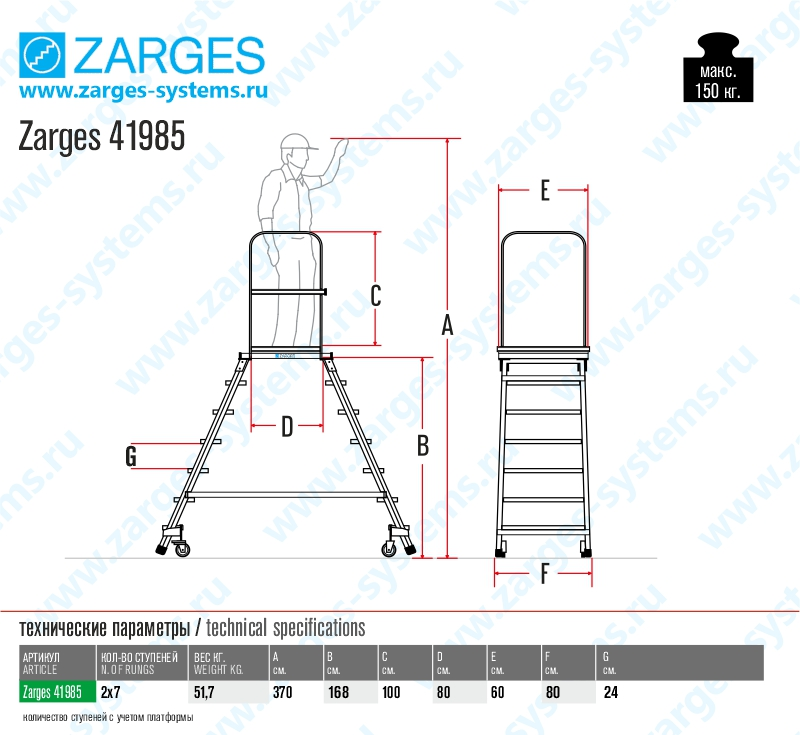 Zarges 41985