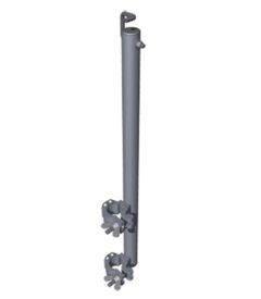 Анкер для крепления вышки к стене Zarges Z600/Z500 42920