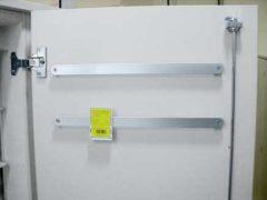 Анодированные планки для этикеток Zarges 46080