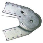 Автоматически стопорящийся стальной шарнир - 800123