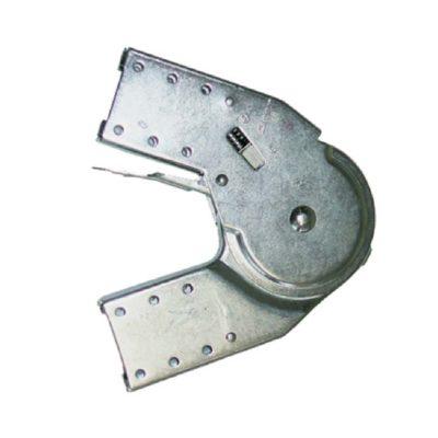 Автоматически стопорящийся стальной шарнир - 820684