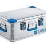 Евро-бокс Zarges с тремя ручками 40701