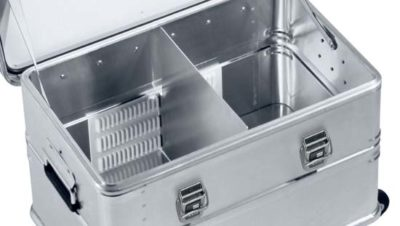 Комплект регулируемой алюминиевой перегородки Zarges 40864