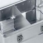 Комплект регулируемой алюминиевой перегородки Zarges 40865