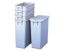 Крышка для полипропиленовых контейнеров Zarges 43933