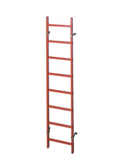 Лестница для колодцев Zarges из пластика (GFK) 2.52 м 47366