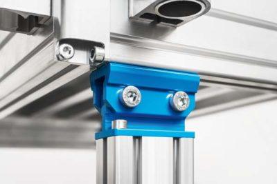 Лестница-подмости из легкого металла, передвижная с 5 ступенями Z600 40255724