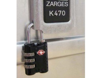 Навесной замок TSA Zarges 46789
