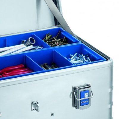 Пластиковый пенал для ящиков 315х170х60 мм Zarges 40625