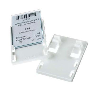 Пластины из ПС для этикеток Zarges 46025