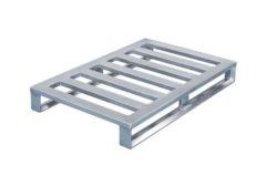 Плоский алюминиевый поддон Zarges на салазках 45173