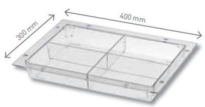Половинный делимый модуль РС Zarges 46007