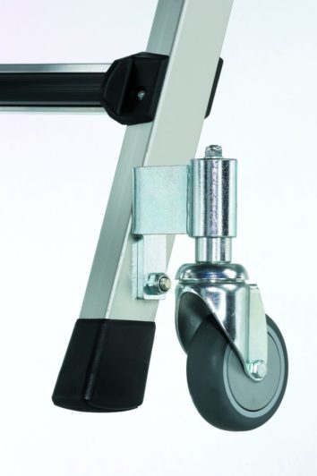 Помост алюминиевый рифленый для Z300 2x3 + 2x4 ZARGES 40927