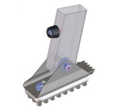 Поворотные подпятники с резиновой подошвой ZARGES 40226