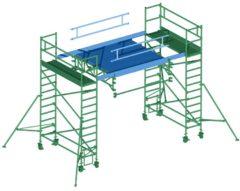 Рабочая площадка 2.5 м для передвижной вышки Zarges Z600 53711