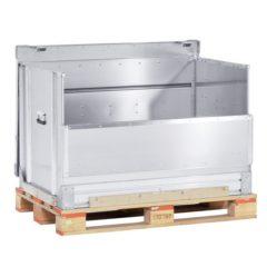 Складной ящик Zarges Retour для штучного груза 45073