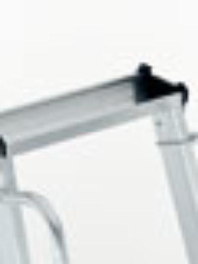 Стремянка с приклепанными ступенями 8 Z500 Zarges 41648