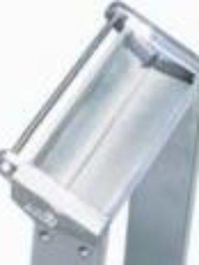 Стремянка с завальцованными 8 ступенями Z500 Zarges 41598