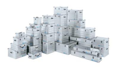 Универсальный контейнер K470 Zarges 40835