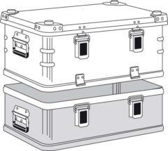 Ящик Zarges K 470 Plus бак с крышкой верхняя секция 40501