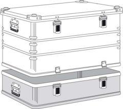 Ящик Zarges K 470 Plus бак с крышкой верхняя секция 40505