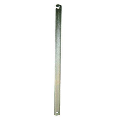 Жесткая запорная балка, оцинкованная сталь Z300 - 807502