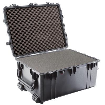 Жесткий кейс Zarges Peli Case 46682 с делителем
