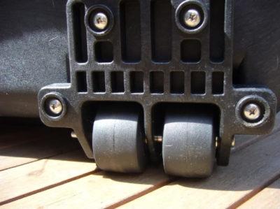 Жесткий кейс Zarges Peli Case 46712 с делителем
