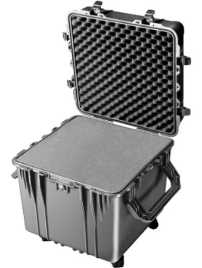 Жесткий кейс Zarges Peli Case 46751 с пеноматериалом