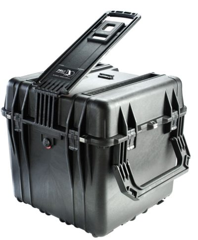 Жесткий кейс Zarges Peli Case 46752 с делителем