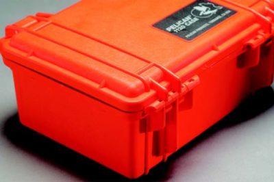 Жесткий кейс Zarges Peli Case 46792 с делителем