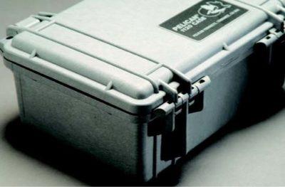 Жесткий кейс Zarges Peli Case 46851 с пеноматериалом