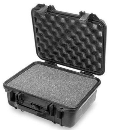 Жесткий кейс Zarges Peli Case 46852 с делителем