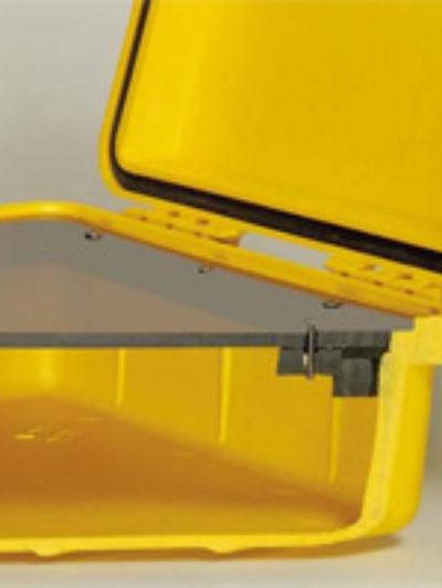 Жесткий кейс Zarges Peli Case 46861 с пеноматериалом