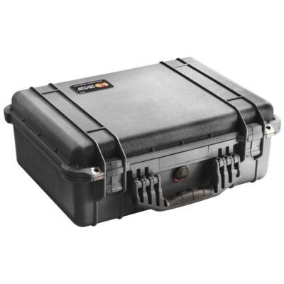 Жесткий кейс Zarges Peli Case 46902 с делителем