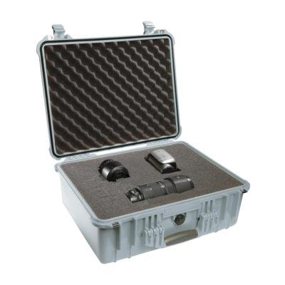 Жесткий кейс Zarges Peli Case 46912 с делителем
