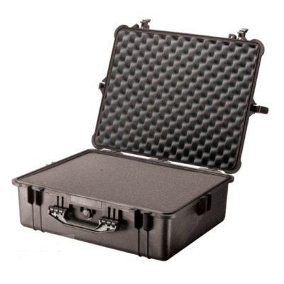 Жесткий кейс Zarges Peli Case 46921 с пеноматериалом
