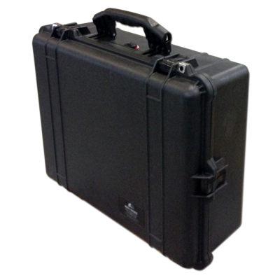 Жесткий кейс Zarges Peli Case 46922 с делителем