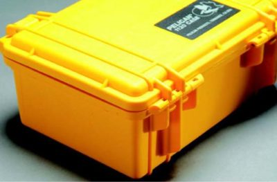 Жесткий кейс Zarges Peli Case 46932 с делителем