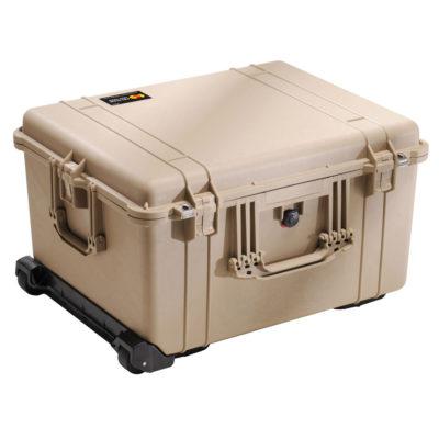 Жесткий кейс Zarges Peli Case 46942 с делителем