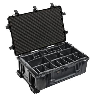 Жесткий кейс Zarges Peli Case 46951 с пеноматериалом