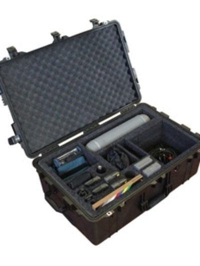 Жесткий кейс Zarges Peli Case 46952 с делителем