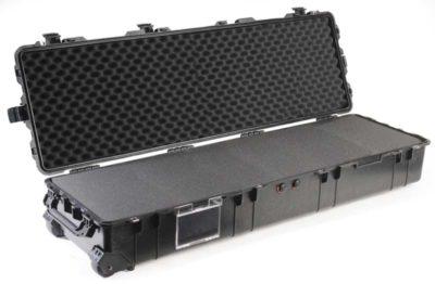 Жесткий кейс Zarges Peli Case 46961 с пеноматериалом