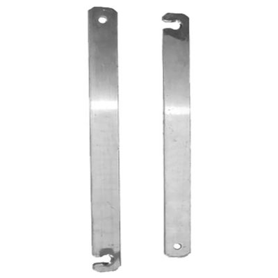Жесткий запорный стержень, алюминий, левый - 821357