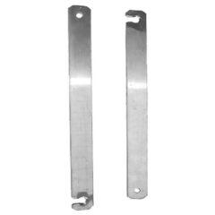 Жесткий запорный стержень, алюминий, левый - 826790