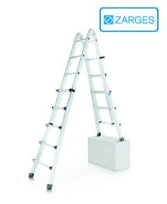Четырехсекционные лестницы
